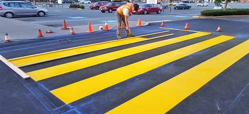 Line Painting Vancouver