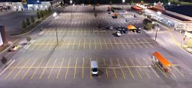 Parking Lot Line Painting | Vancouver | Surrey | Langley