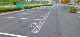 Parking Lot Line Painting Services Surrey