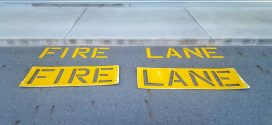 Parking Lot Line Painting Services Vancouver